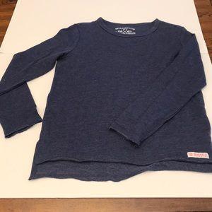 NWOT Buffalo David Bitton blue long sleeve shirt